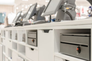 Retail cash registers