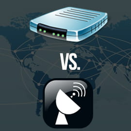 DSL vs  Satellite Internet for Business | Business org