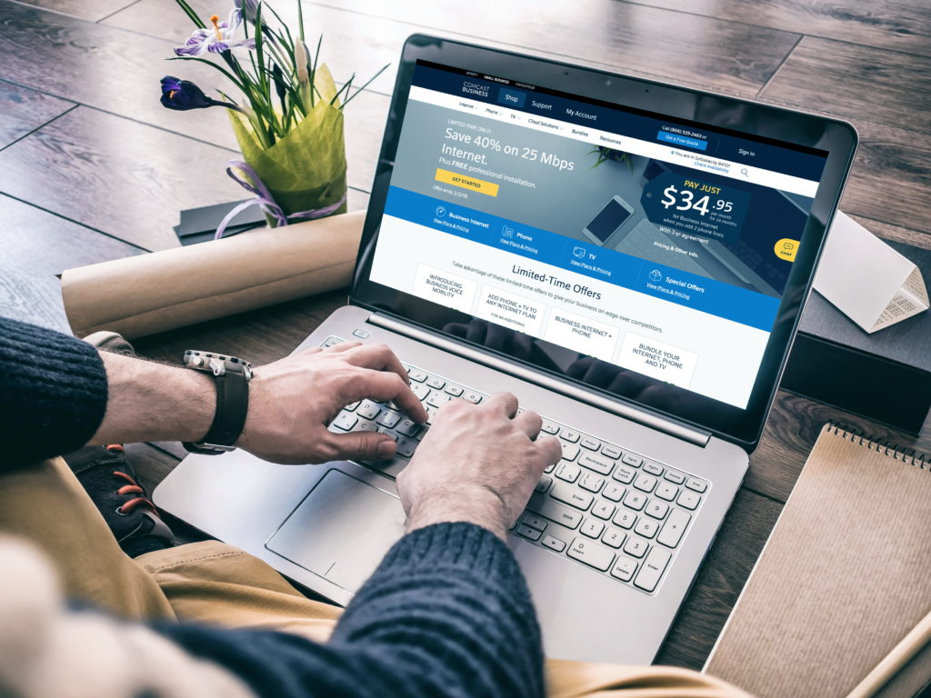 Comcast Business Internet Review: 2020 | Business.org