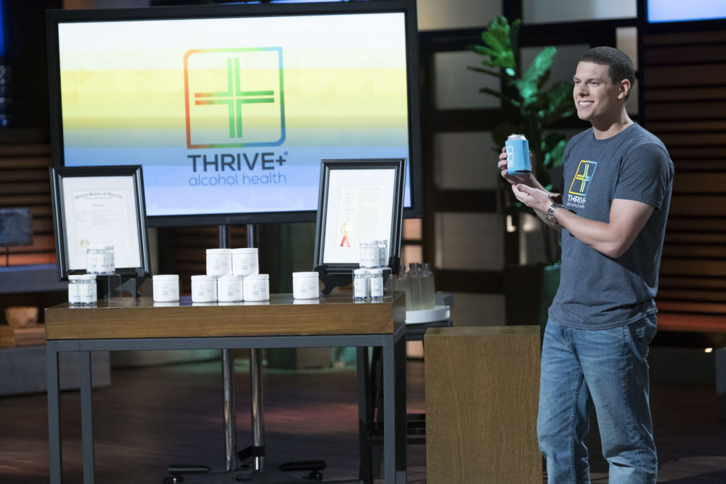 entrepreneur on shark tank