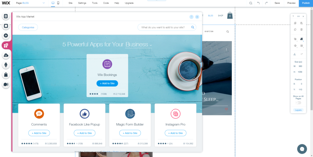 Wix Review: Our 2019 Top-Rated Site Builder | Business org