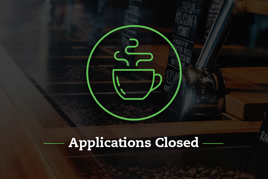 Business.org Coffee Contest Closed